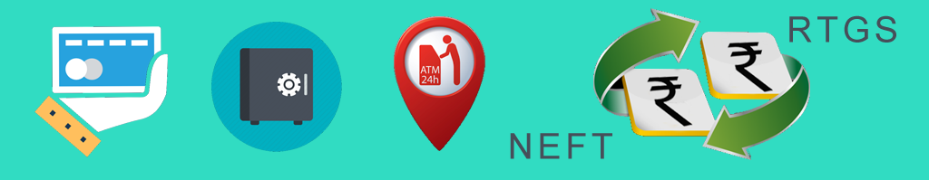 Janata Sahakari Bank Facilties ATM, Locker, NEFT, RTGS