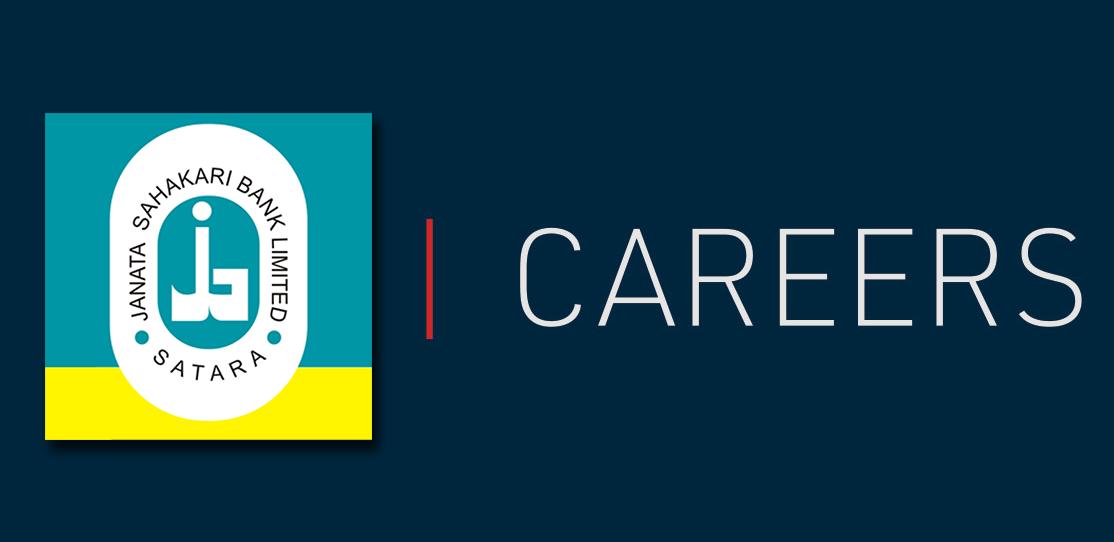 Careers And Jobs Janata Sahakari Bank Satara